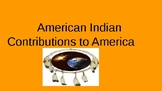 Native American Presentation for Thanksgiving (Social Justice)