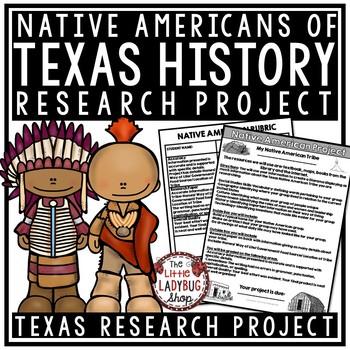 Texas Native Americans Activity & Native Americans of Texas