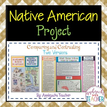Native American Project - Compare and Contrast