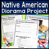 Native American Project: Native American Diorama Shoebox: Perfect for ANY Tribe!