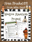 FREE Native American Project Choices
