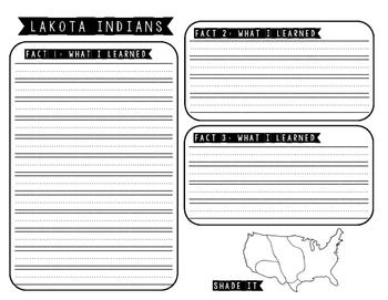 Native American QR Code Research Mat (Lakota and Pueblo) VA SOL 2.2