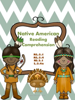 Native American Reading Comprehension Set