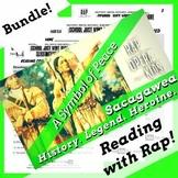 Native American Reading Passage: Sacagawea Comprehension Activities & Song
