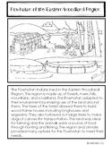 2nd Grade - Native American Reading Passages - Powhatan, Lakota, Pueblo