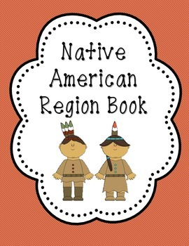 Native American Region Book
