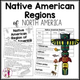 American Indian Regions: 3rd grade Interactive PowerPoint