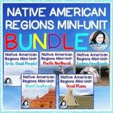 Native American Regions Mini-Unit Bundle