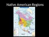 Native American Regions Presentation