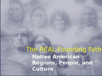 PowerPoint - Native American Regions and Adaptations in Early North America