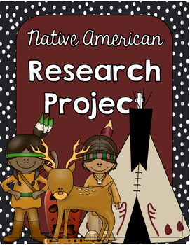 Native American Research- Become a Tribe Project