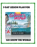 Native American Research and Activity-Go Show The World 5-