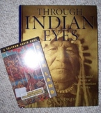 Native American Resource Book and HF book on tape--HARD GOOD