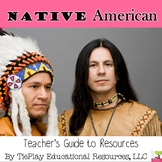 Native American Resources Teacher's Guide Multiple Subject Activities Worksheets