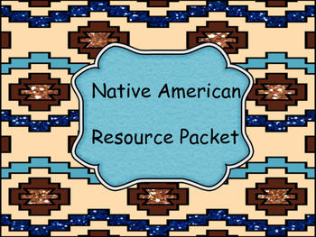 Native American Resource Packet PART 1