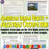 Native American Rights & the Alcatraz Occupation