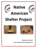 Native American Shelter Project