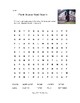 Native American Shelters Word Search Bundle Pack (Grades 3-5)