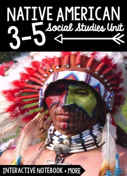 Native American Social Studies Interactive Unit {3-5}