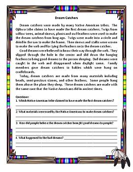 Native American Stem Challenge