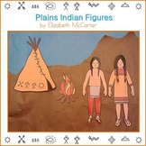 Native American Studies Craft: Plains Indian Paper Dolls