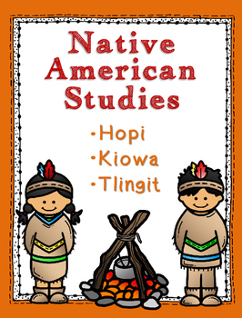 Native American Tribes - Set 1