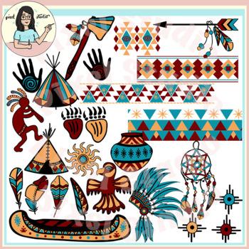 Native American Symbols and Patterns