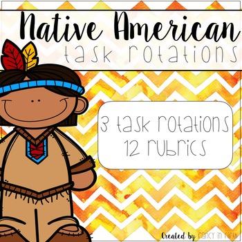 Native American Task Rotations