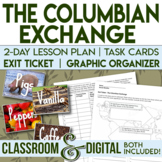 Native American The Columbian Exchange Jigsaw Activity Cooperative Learning
