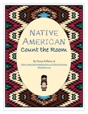 Native American Themed Count the Room