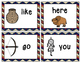 Native American Themed: Sight Word Write the Room