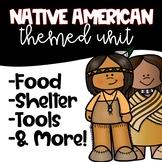 Native American Themed Unit
