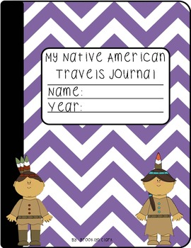 Native American Travels Journal