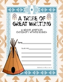 Native American Tribe Expository Writing Book