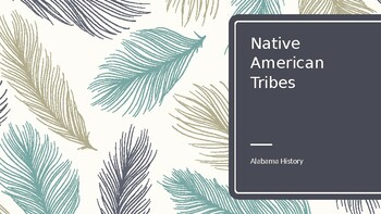 Native American Tribes