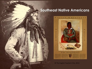 Native American Tribes PowerPoints Bundle