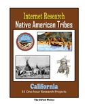Native American Tribes of California (One-hour Internet Research Projects)