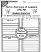 Native American Tribes of Louisiana Graphic Organizers