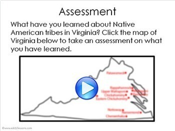Native American Tribes of Virginia   Powerpoint