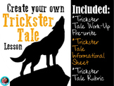 Native American Literature- Fun Trickster Tale Activity!