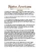 Native American Unit (No Prep!)