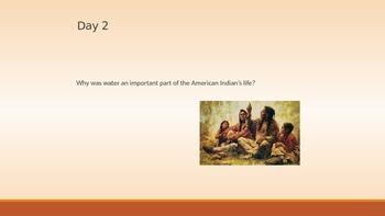Native American Unit 2-weeks