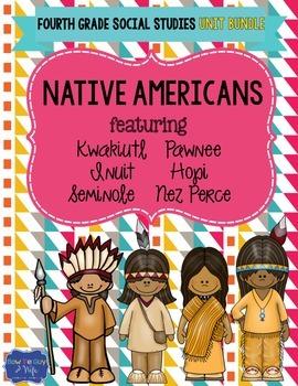 Native American Unit Bundle
