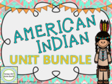 American Indian Unit Bundle - Hopi, Inuit, Kwakiutl, Pawne
