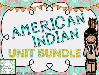 Native American Unit Bundle - Hopi, Inuit, Kwakiutl, Pawne