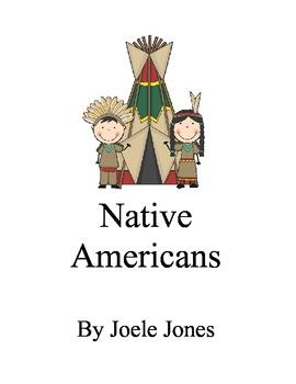 Native American Unit (Common Core Aligned)