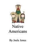 Native American Unit (Common Core Aligned)