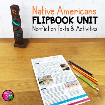 Native Americans Unit: Informational Texts, Maps, & Activities  Low Prep