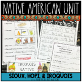 Native Americans Activities