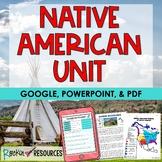 Native American Unit   Native Americans and Regions   Dist